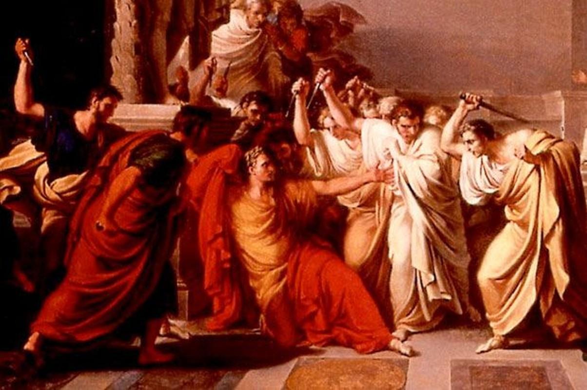 Sai lam chi mang khien nha doc tai Julius Caesar bi am sat