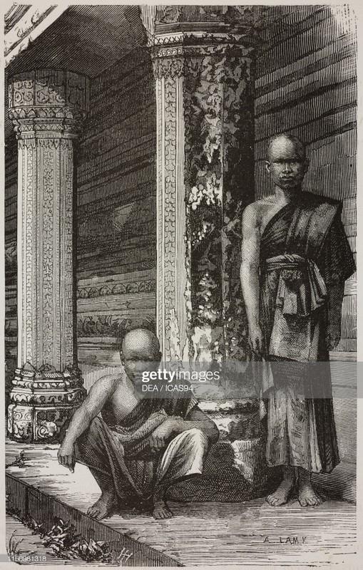 Hinh anh gay sung sot ve den Angkor Wat 140 nam truoc-Hinh-4
