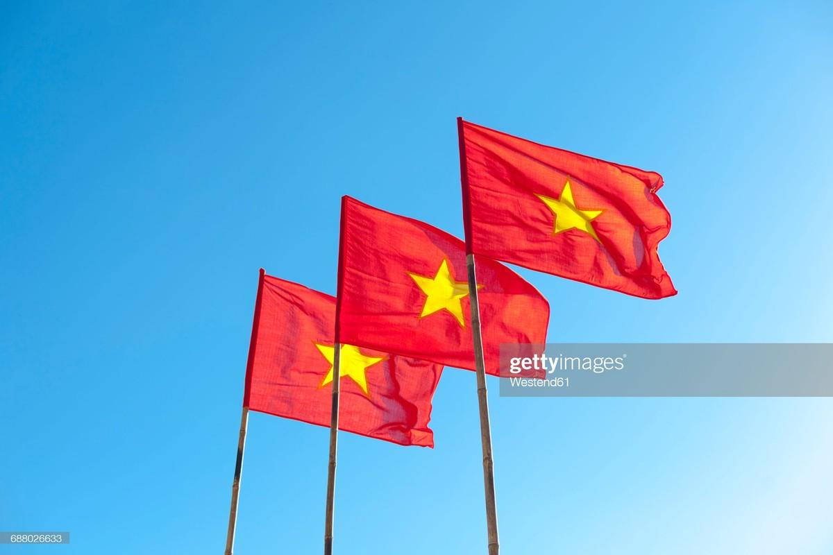 Hinh anh kieu hanh ve quoc ky Viet Nam cua phong vien quoc te-Hinh-12