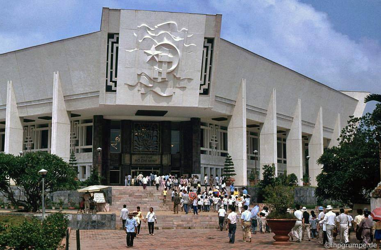Boi hoi ngam Quang truong Ba Dinh nam 1991 qua anh nguoi Duc-Hinh-3
