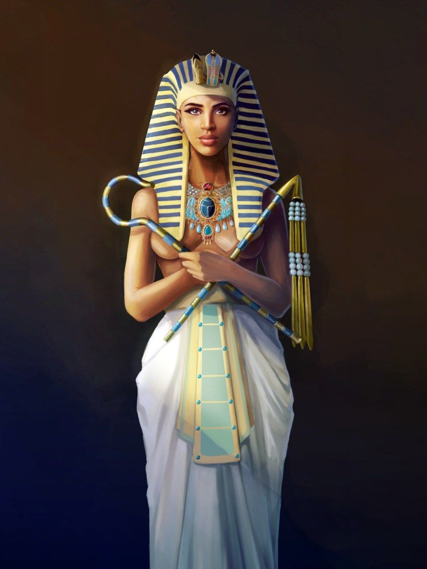 Dieu it biet ve nu pharaoh tri vi lau nhat Ai Cap co dai-Hinh-2