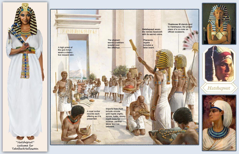 Dieu it biet ve nu pharaoh tri vi lau nhat Ai Cap co dai-Hinh-4