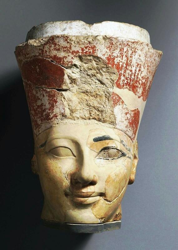 Dieu it biet ve nu pharaoh tri vi lau nhat Ai Cap co dai-Hinh-9