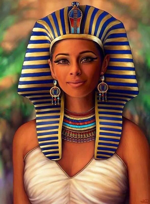 Dieu it biet ve nu pharaoh tri vi lau nhat Ai Cap co dai