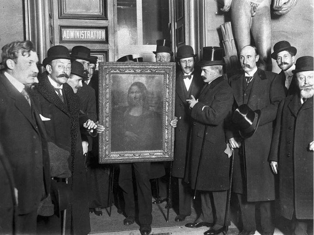 He lo vu trom kiet tac Mona Lisa chan dong the gioi nam 1911-Hinh-11