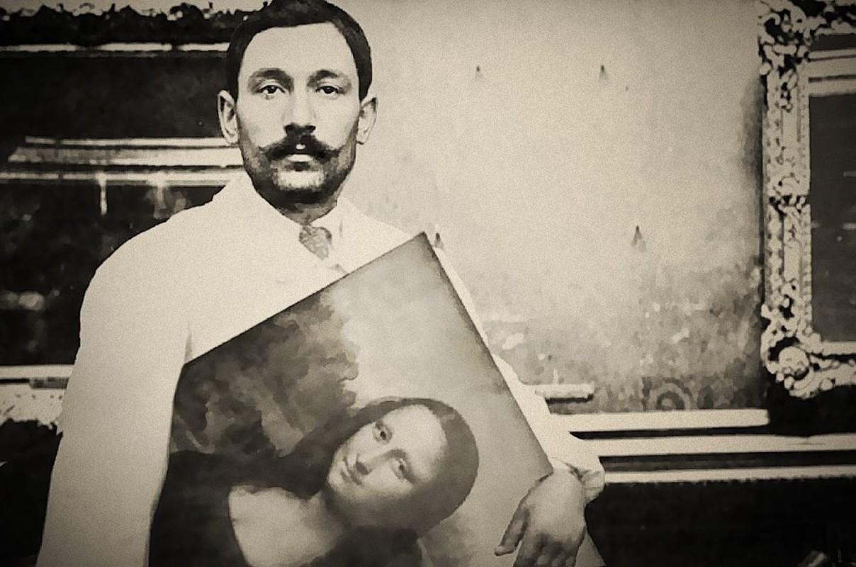 He lo vu trom kiet tac Mona Lisa chan dong the gioi nam 1911-Hinh-9