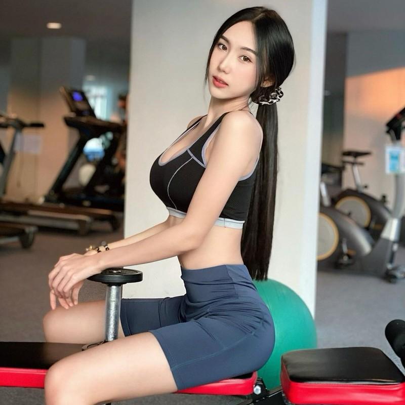 Phong cach goi cam cua hot girl hoc duong Thai Lan-Hinh-6