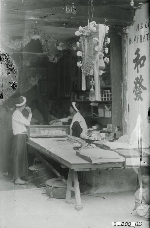Anh cuc quy ve tet Trung thu o Ha Noi nam 1926 (2)