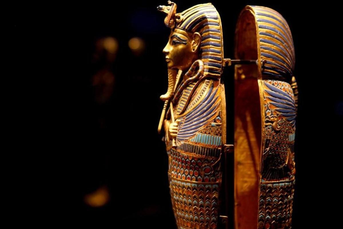 An so khong loi giai ve pharaoh tre nhat Ai Cap co dai