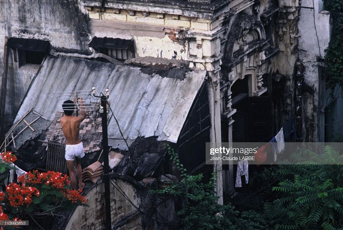 "Loat anh ""khong dung hang"" ve pho co Ha Noi nam 1994-Hinh-9"