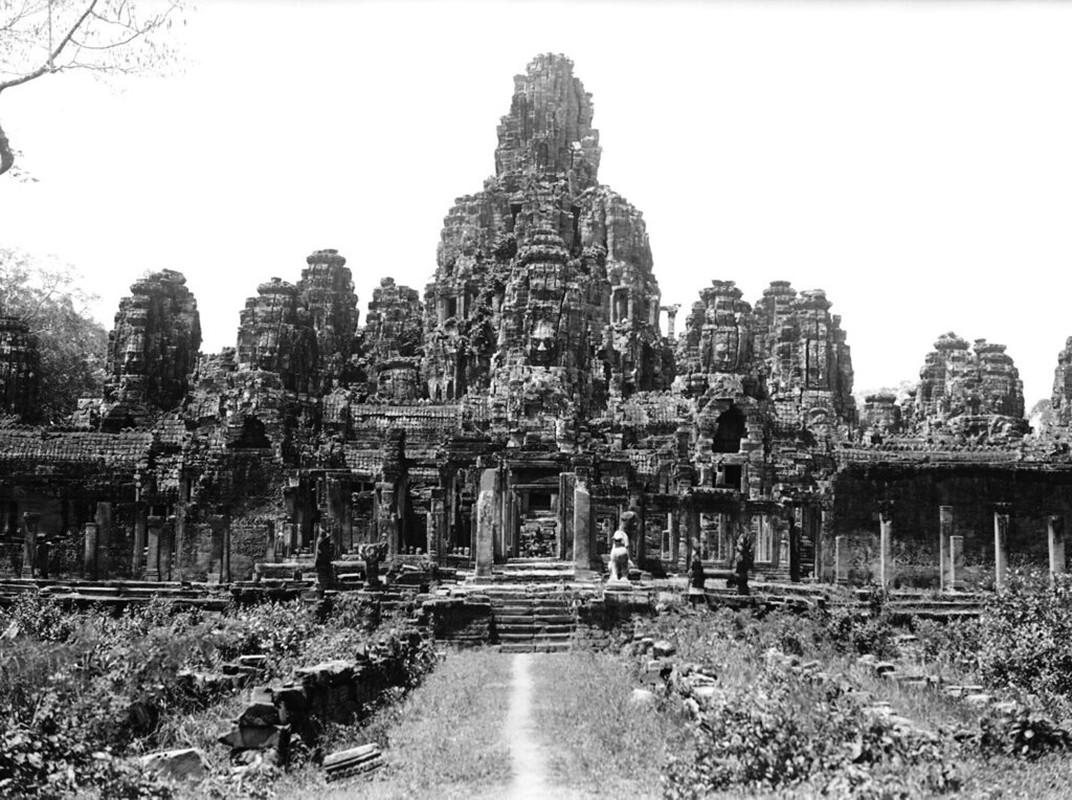Anh hiem co kho tim ve phe tich Angkor thap nien 1930