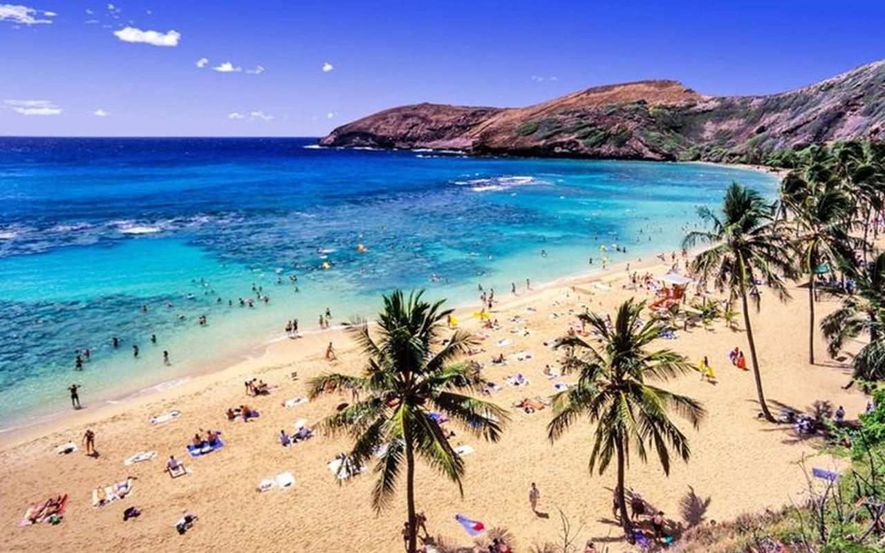 Kich tinh nhu phim: Hanh trinh kham pha ra quan dao Hawaii