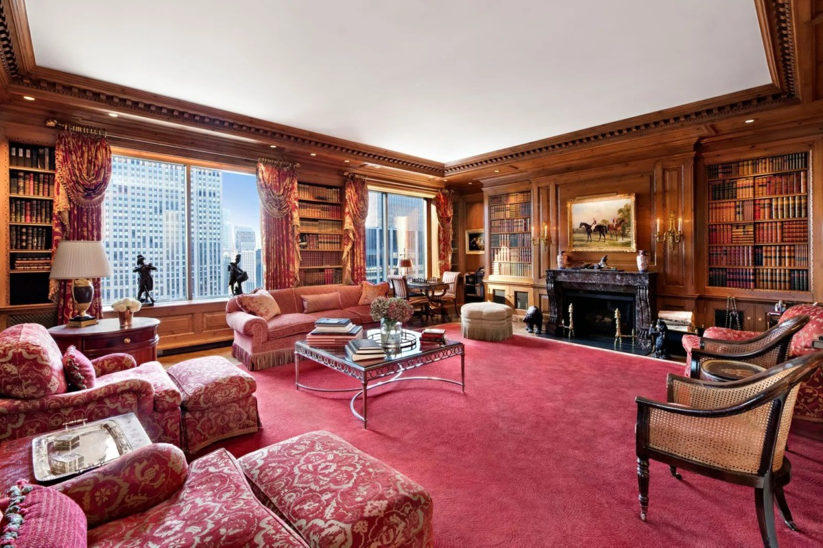 Ben trong penthouse 30 trieu USD cua ty phu My o New York-Hinh-3