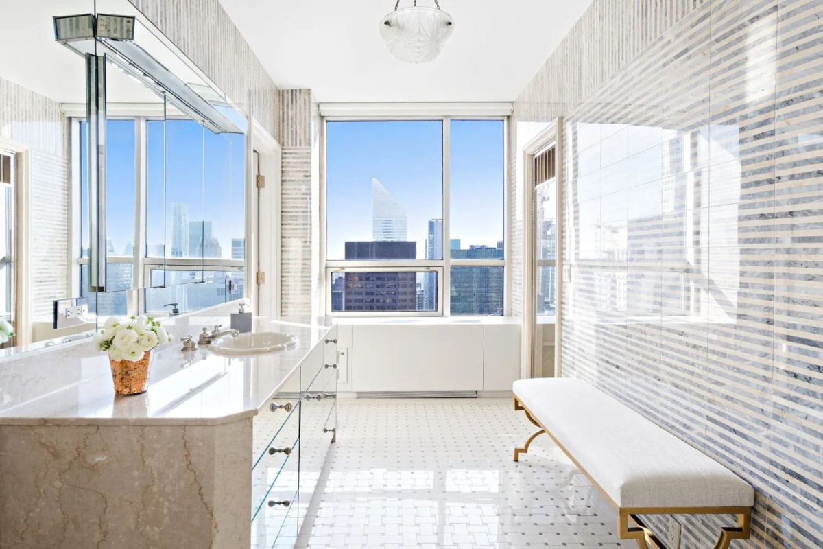 Ben trong penthouse 30 trieu USD cua ty phu My o New York-Hinh-7