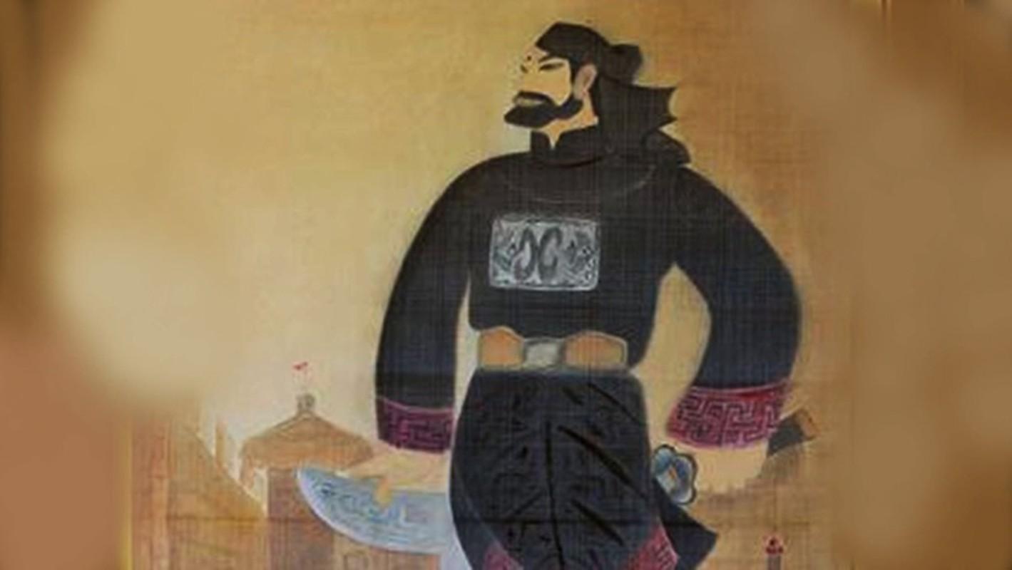 Chan dung Tu Hai trong su sach la thu linh cuop bien?