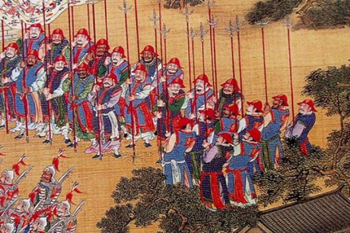 Vi vua tha chet cho 100.000 quan Minh, bat the khong xam luoc-Hinh-2