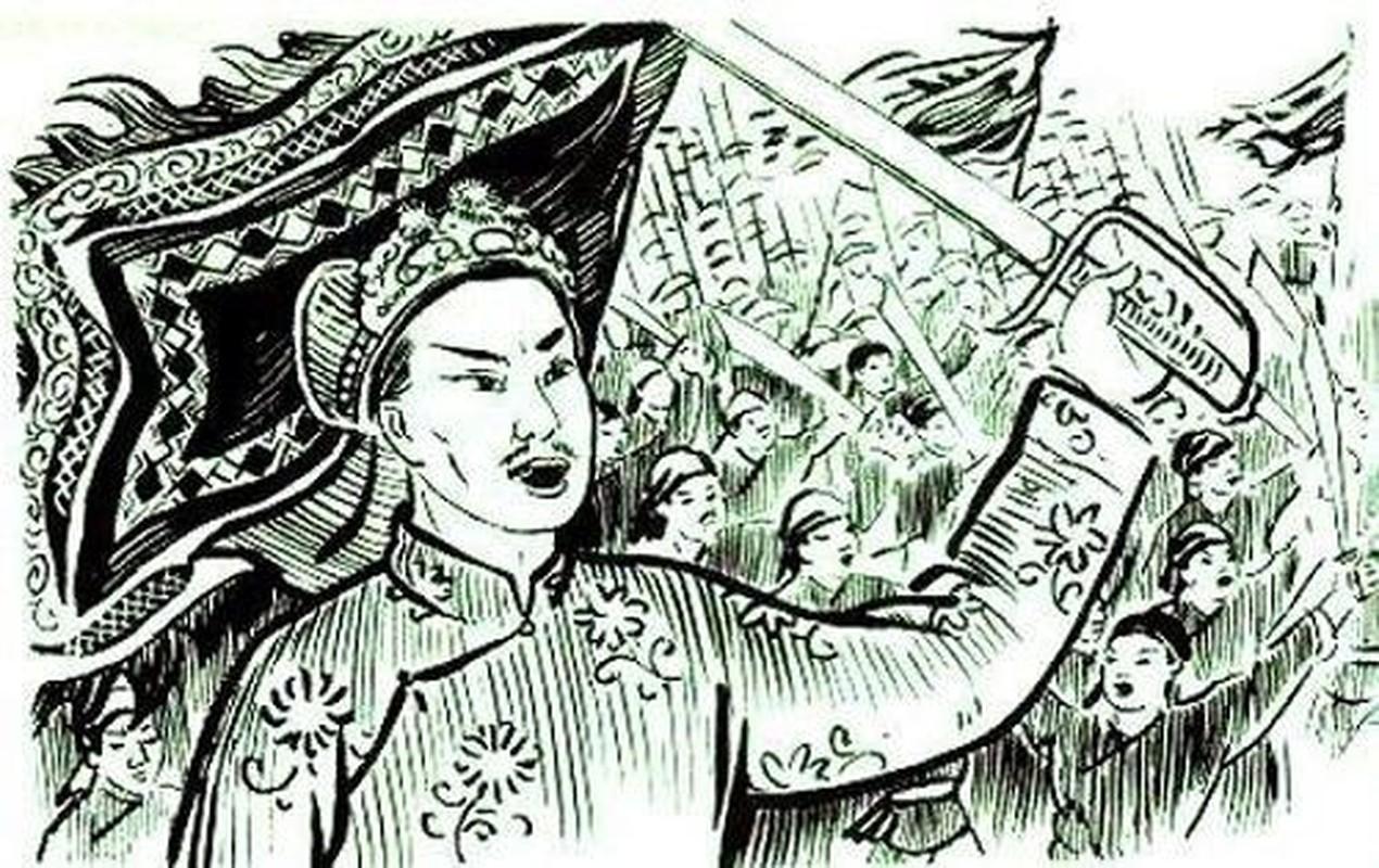Vi vua tha chet cho 100.000 quan Minh, bat the khong xam luoc-Hinh-6