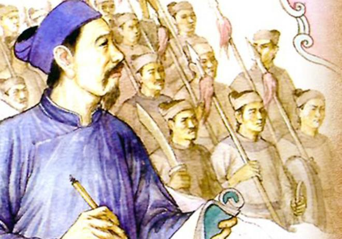 Vi vua tha chet cho 100.000 quan Minh, bat the khong xam luoc-Hinh-7