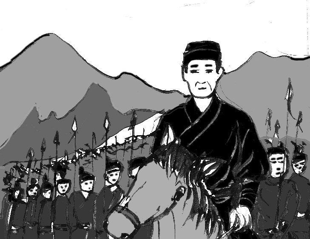 Vi vua tha chet cho 100.000 quan Minh, bat the khong xam luoc-Hinh-8