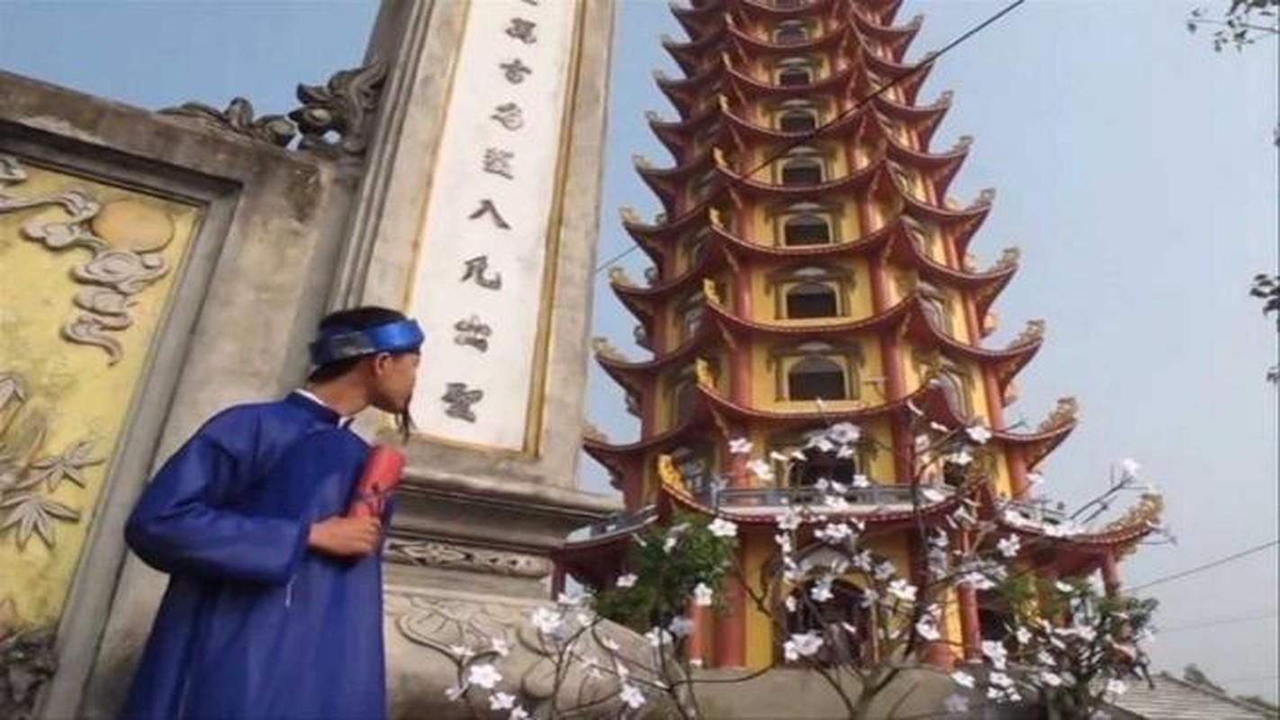 "Cuu Trung Dai - cong trinh xa hoa, ton kem cua ""vua lon"""