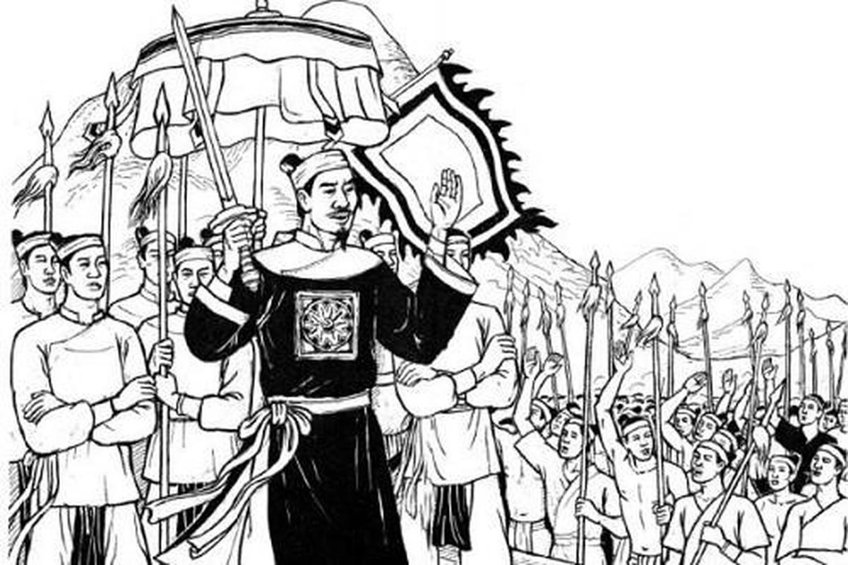 Vi tuong gioi nhat cua Le Loi duoc trieu Nguyen tho trong Vo Mieu-Hinh-3