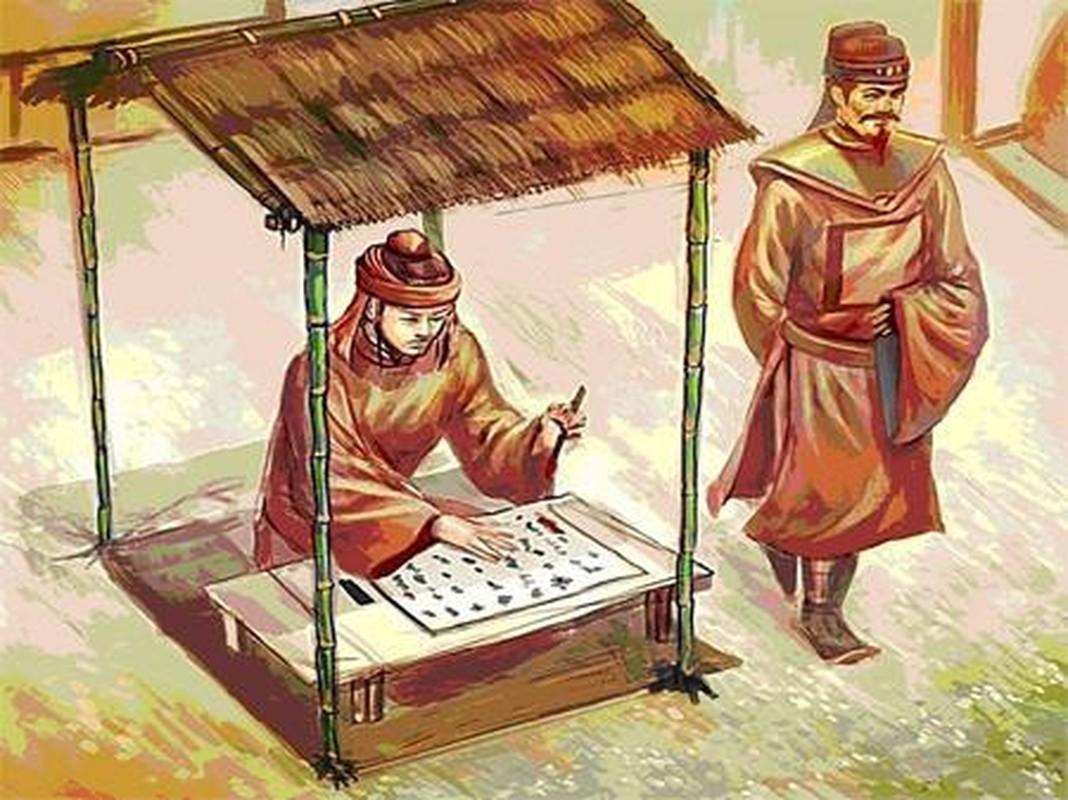 Nguoi nao khong lam bai, nop giay trang van do tien si?