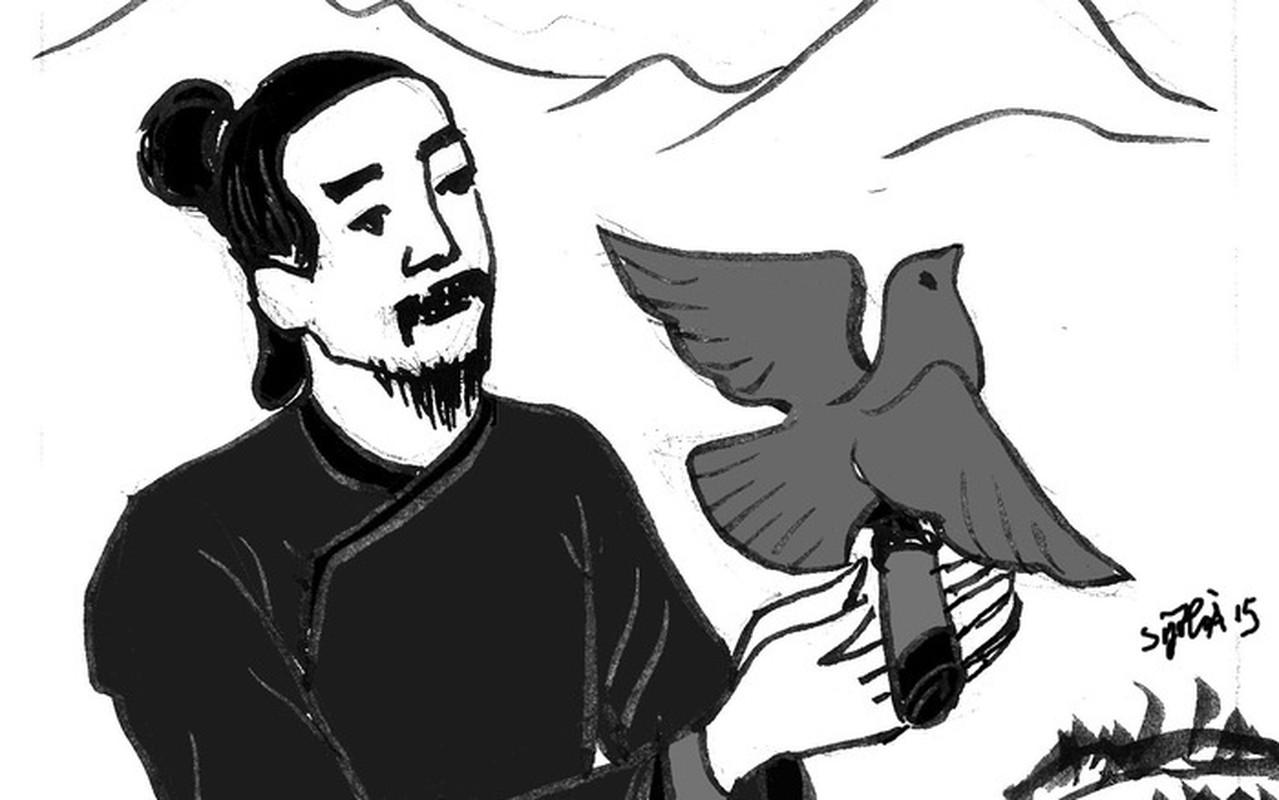 "Thu linh ""doi quan"" chim bo cau doc nhat vo nhi trong su Viet?-Hinh-2"