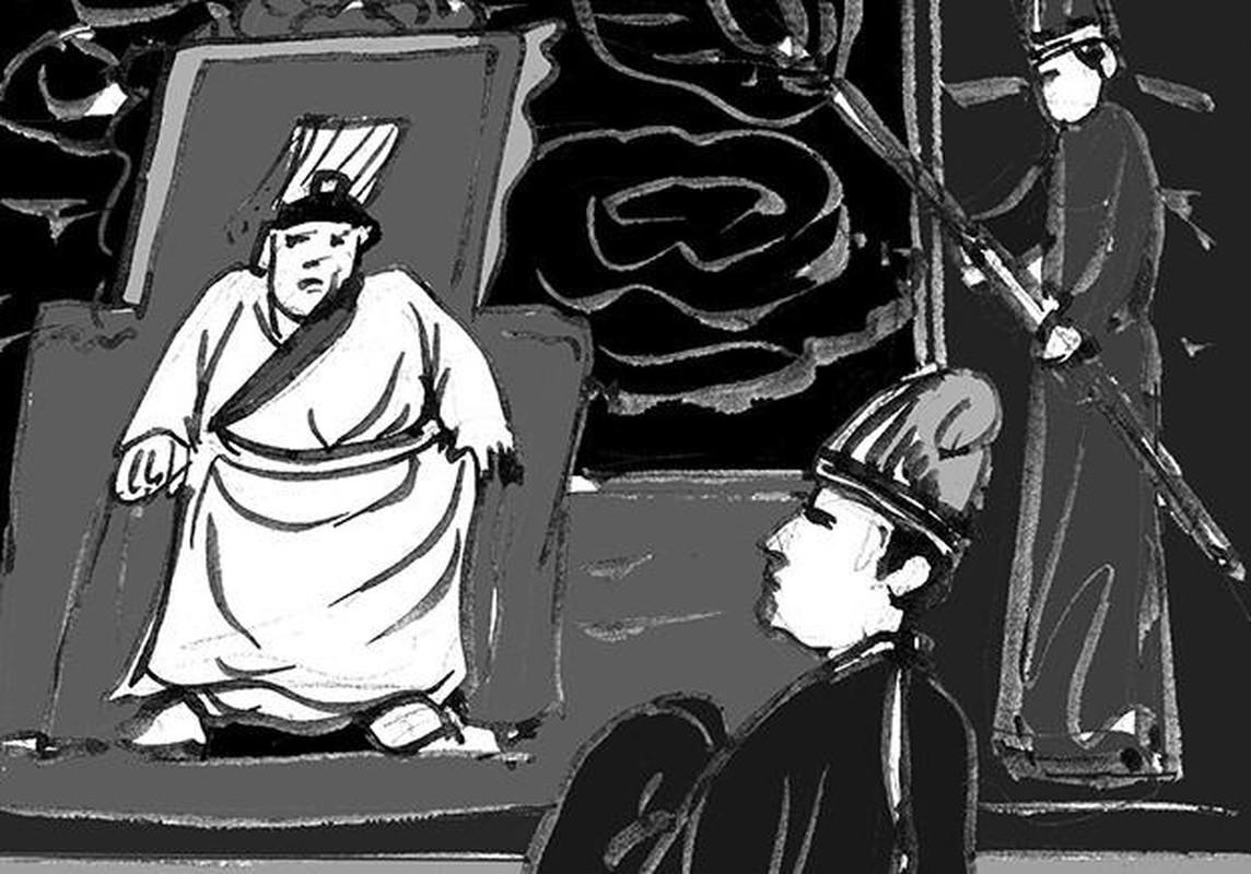 Nguoi Viet tung mang vua Han khong biet ly le giua dam dong?