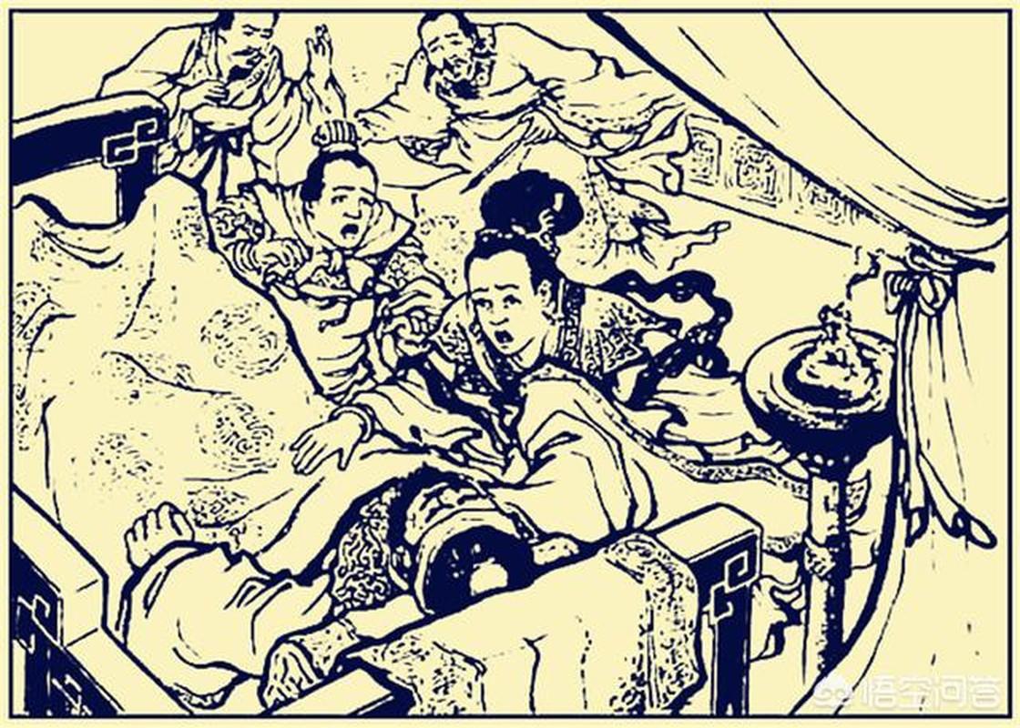 "Nhung ba vo khuay dao giang son trong ""Tam quoc dien nghia""-Hinh-4"