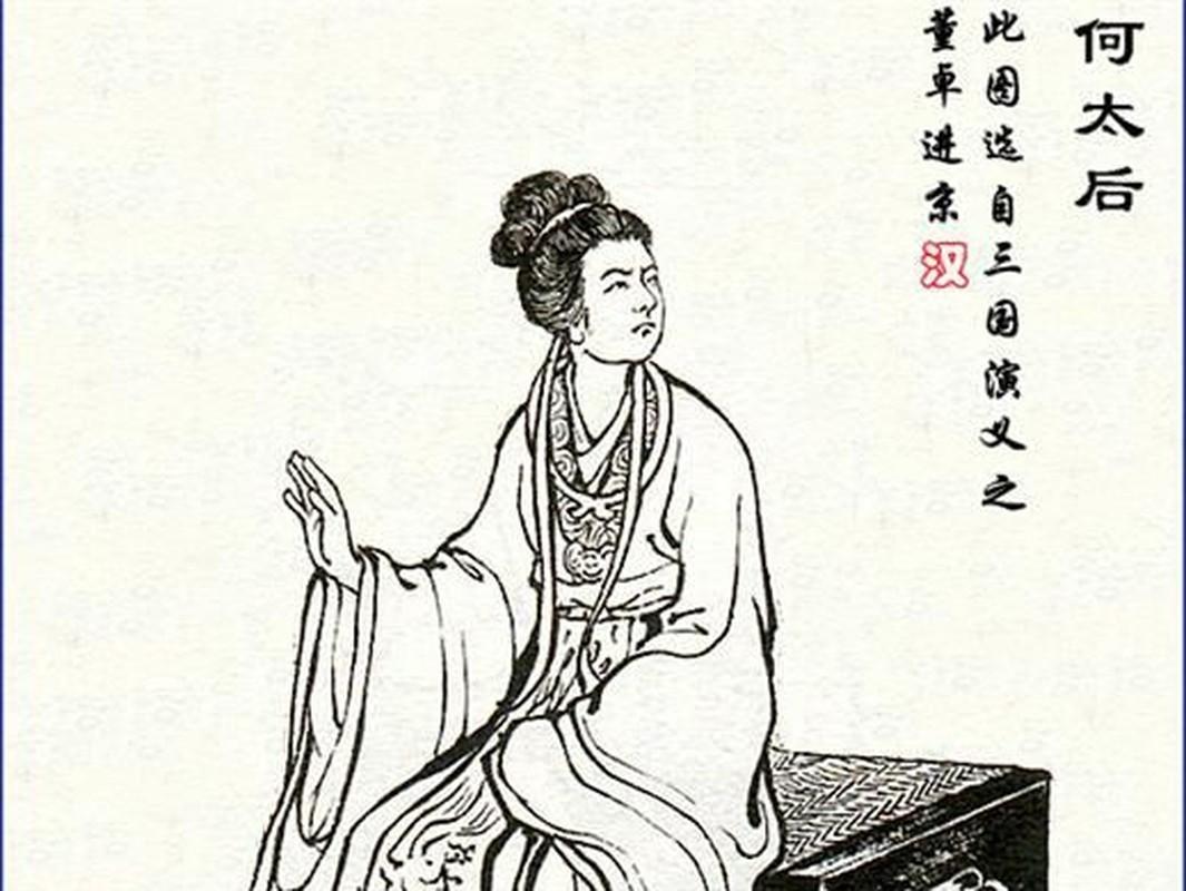 "Nhung ba vo khuay dao giang son trong ""Tam quoc dien nghia"""