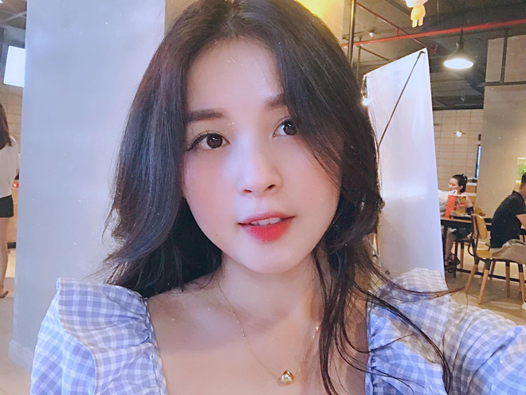 """Top nu streamer len song xinh dep """"ngut ngan"""" du khong son phan-Hinh-7"""