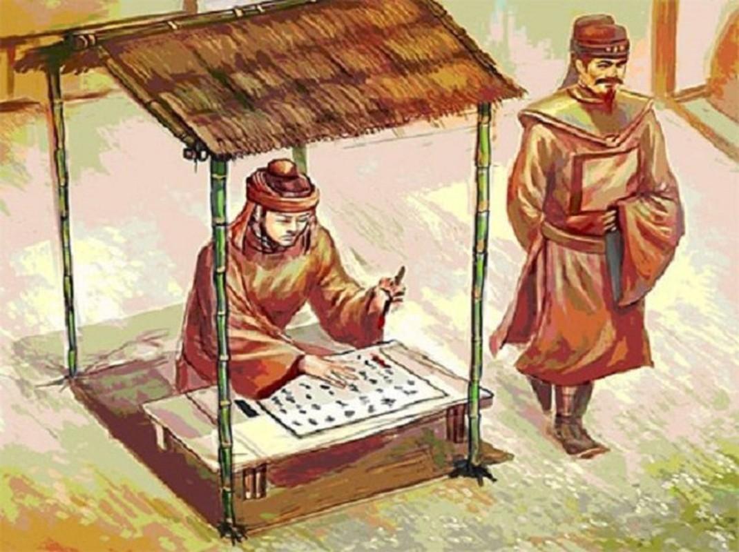Tien si nuoc Viet nao co cau doi treo o cong Thien An Mon?-Hinh-9