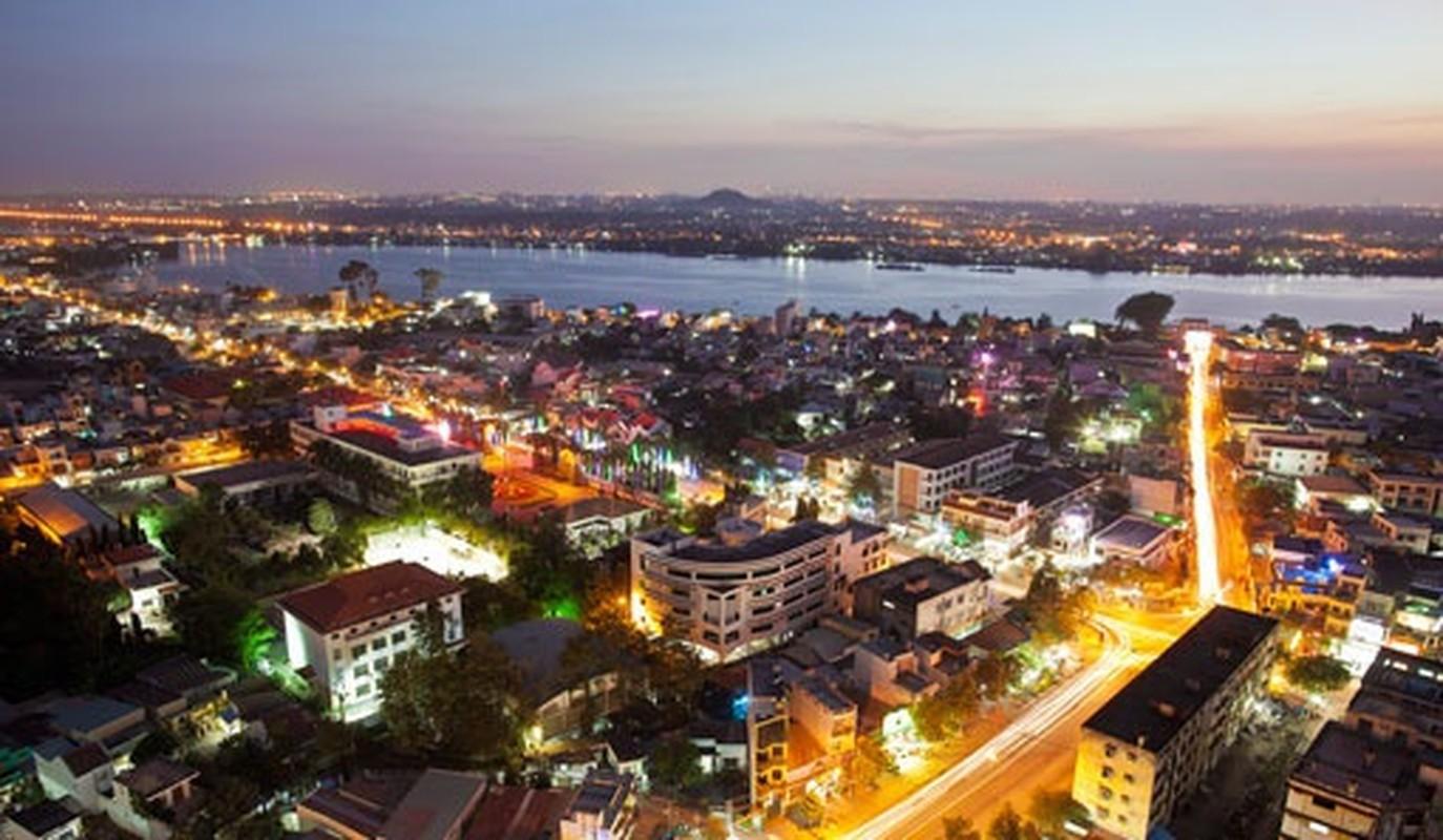 Thanh pho truc thuoc tinh nao dong dan nhat Viet Nam?