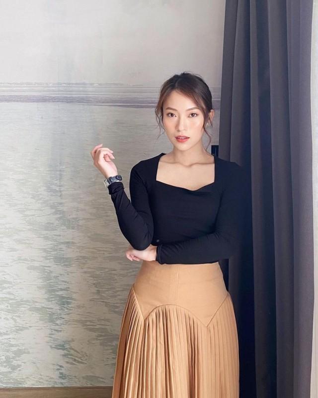 Khanh Vy dien style don gian, sang chanh chi em hoc theo ran ran-Hinh-8