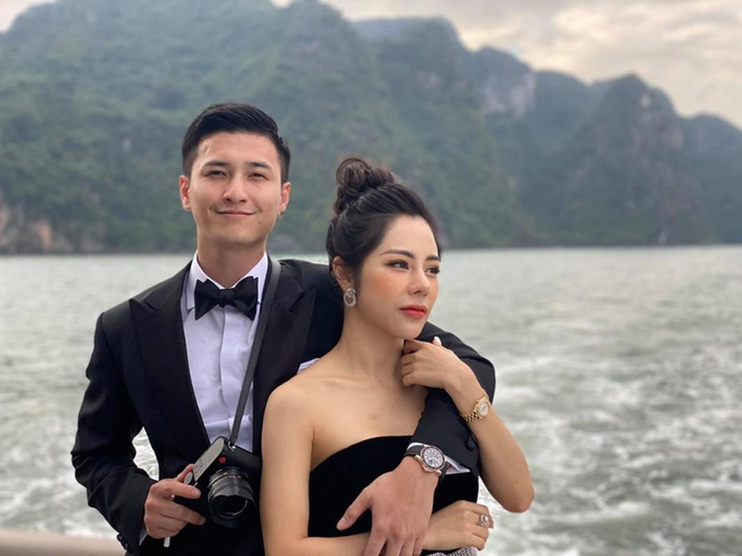 Huynh Anh va dan dien vien