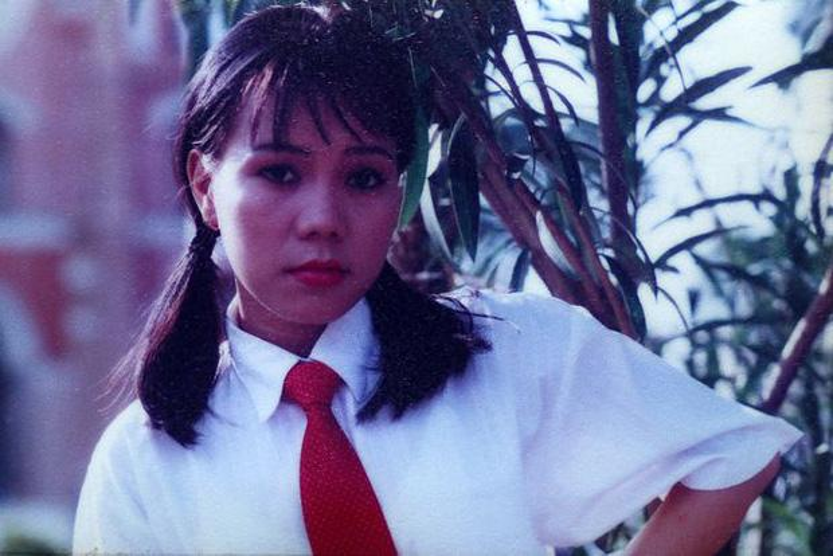 Di vang Viet Huong: 16 tuoi gia chat, 19 tuoi thi nhu be 13-Hinh-5