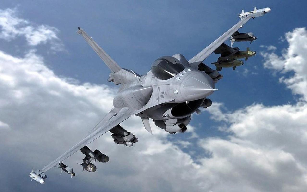 [Info] F-16 Block 70/72 doi thu dang gom cua Su-35 Nga