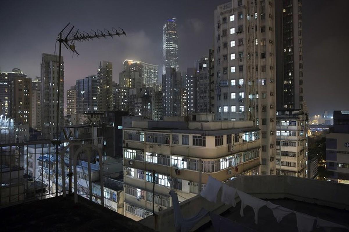 Am anh cuoc song trong nhung 'can ho quan tai' o Hong Kong