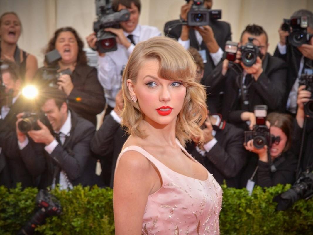 9 su that ve do giau co cua Taylor Swift
