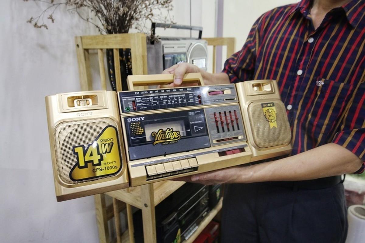 Chiem nguong bo suu tap 1.200 chiec dai cassette-Hinh-13