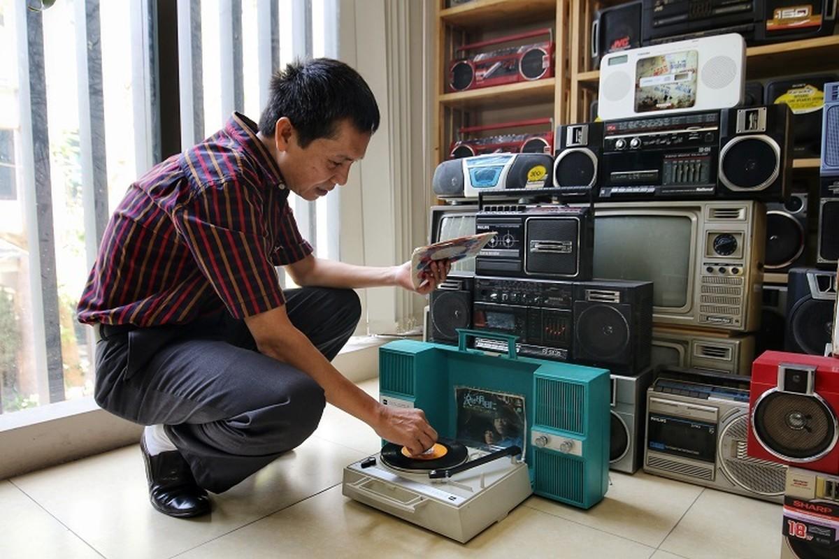 Chiem nguong bo suu tap 1.200 chiec dai cassette-Hinh-3
