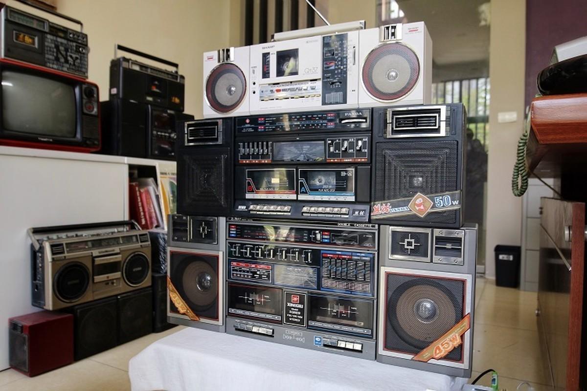 Chiem nguong bo suu tap 1.200 chiec dai cassette-Hinh-6