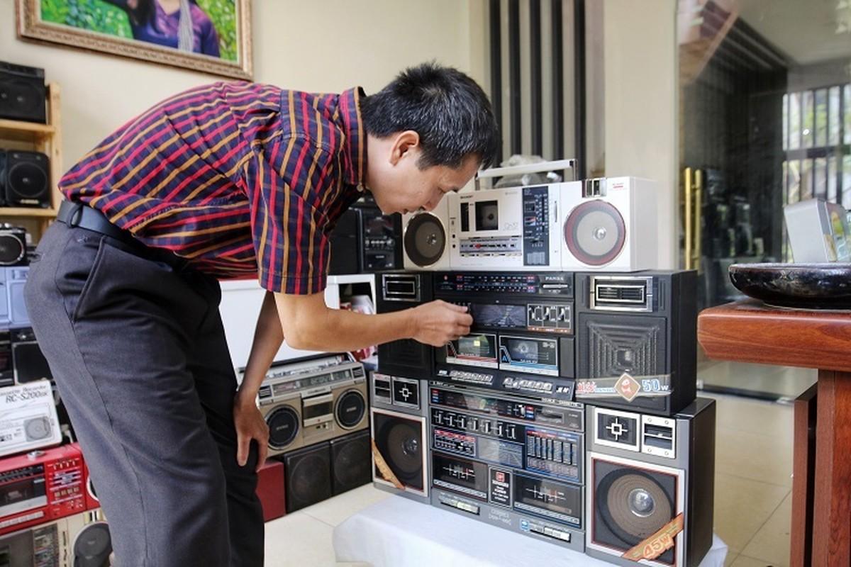 Chiem nguong bo suu tap 1.200 chiec dai cassette-Hinh-9