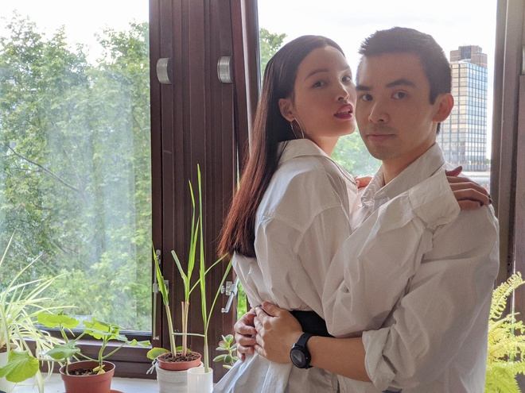 Cuoc song cua Mau Thuy, Cha Mi sau Vietnam's Next Top Model-Hinh-9