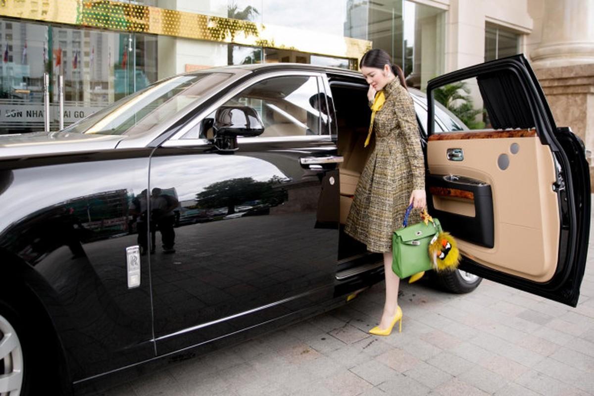 Ly Nha Ky - tay choi xe sang thu thiet trong lang showbiz Viet-Hinh-4
