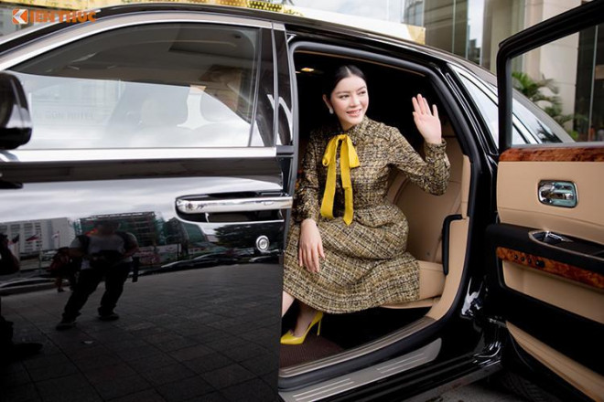 Ly Nha Ky - tay choi xe sang thu thiet trong lang showbiz Viet-Hinh-5