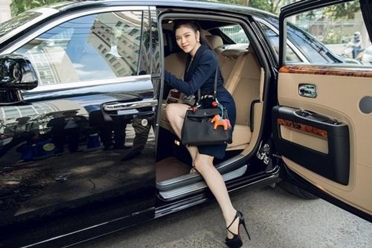 Ly Nha Ky - tay choi xe sang thu thiet trong lang showbiz Viet-Hinh-6