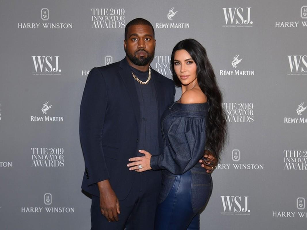 Khoi bat dong san khong lo cua Kanye West va Kim Kardashian