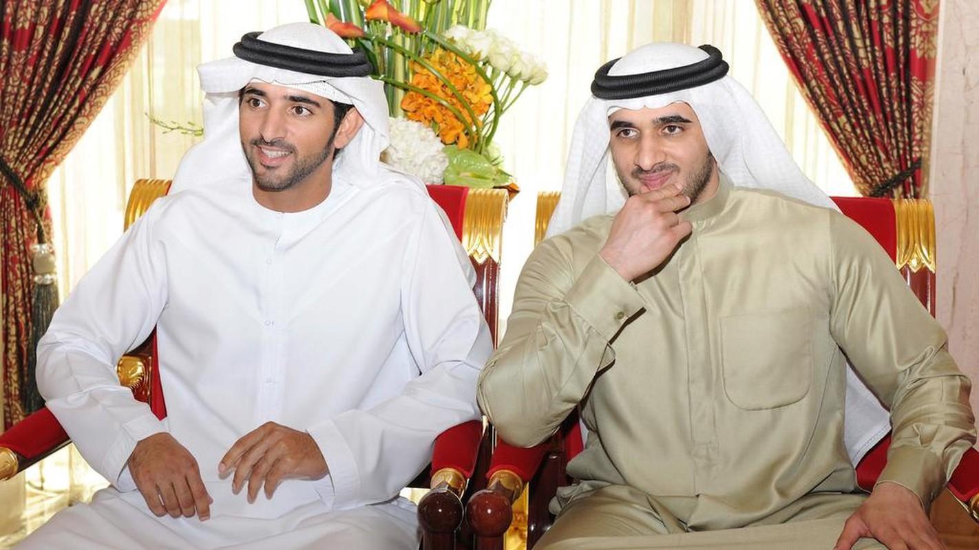 3 anh em hoang tu Dubai to chuc hon le cung ngay-Hinh-2