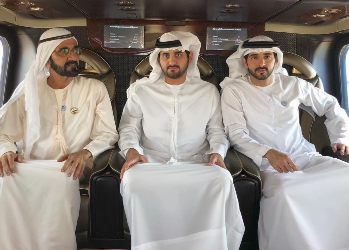 3 anh em hoang tu Dubai to chuc hon le cung ngay-Hinh-6